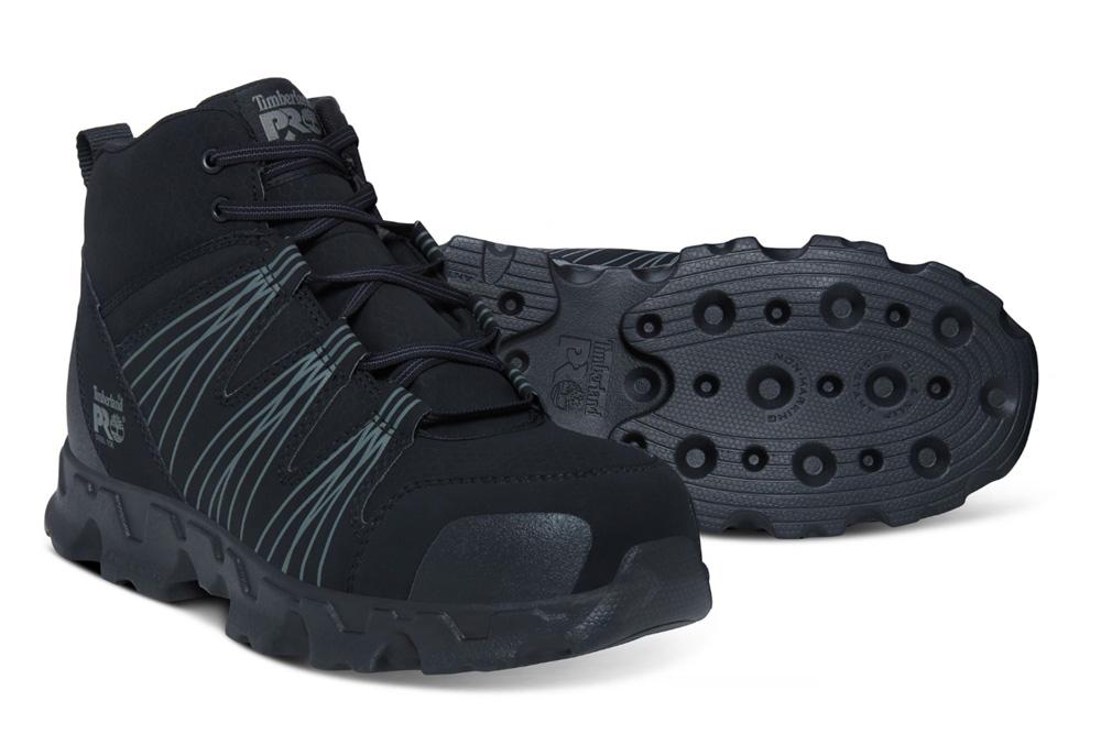 Timberland Pro Powertrain Baskets de sécurité Homme Noir
