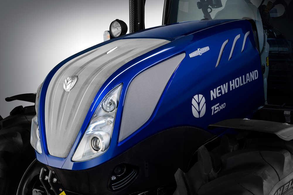 Eima 2018   New Holland D U00e9voilera Le T5 140 Autocommand